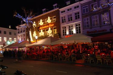 Christmas market in Maasticht
